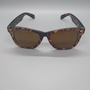 Betsey Johnson Faux Tortoise Sunglasses BJ215